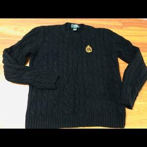 Women's RL Polo Wool Sweater size Large
